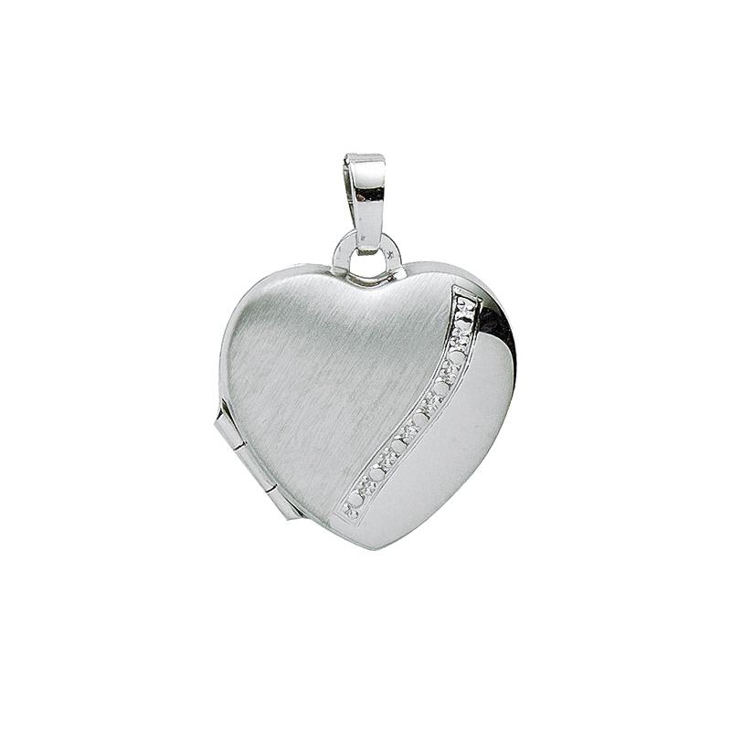 Medaillon Silber