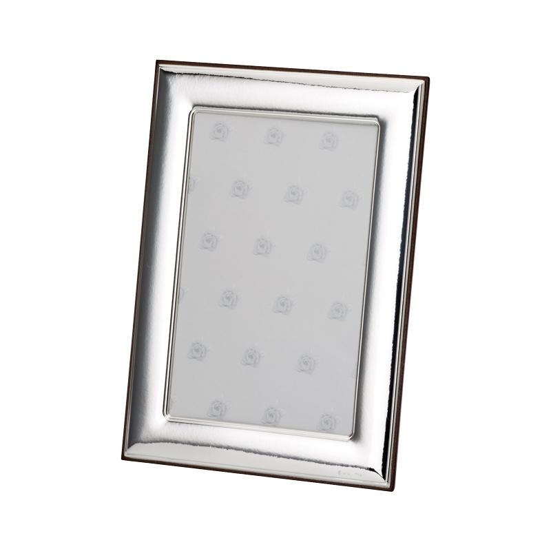Bilderrahmen echt Silber 10x15cm
