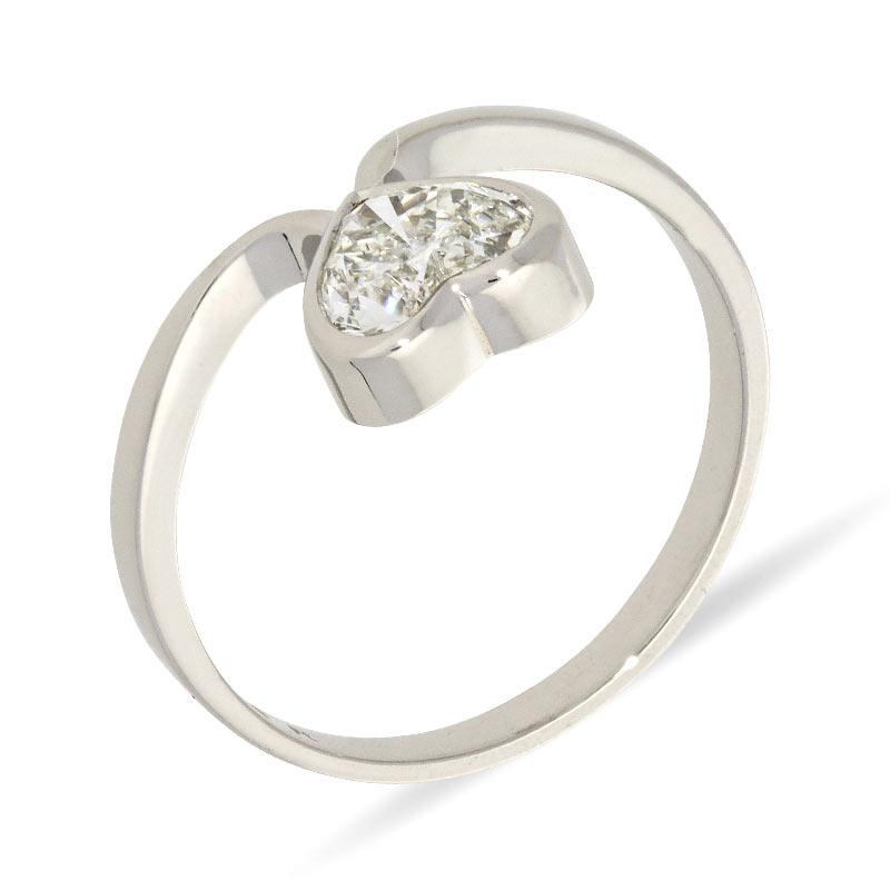 Diamant-Ring Platin