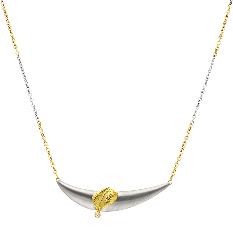 Brillant-Collier Bicolor