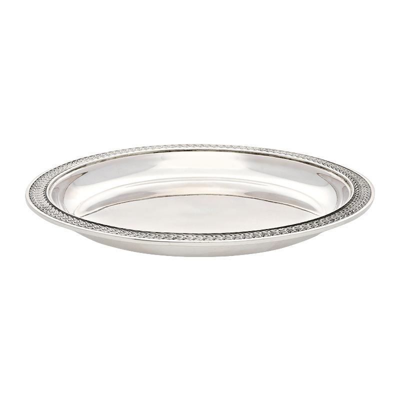 Tafelware Teller Silber