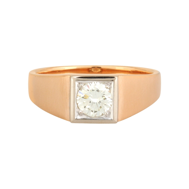 Brillant-Ring Roségold
