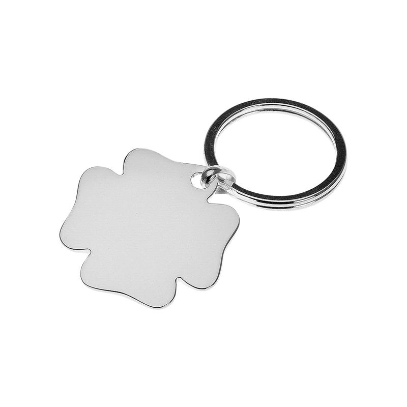 Schlüsselanhänger 'Kleeblatt'