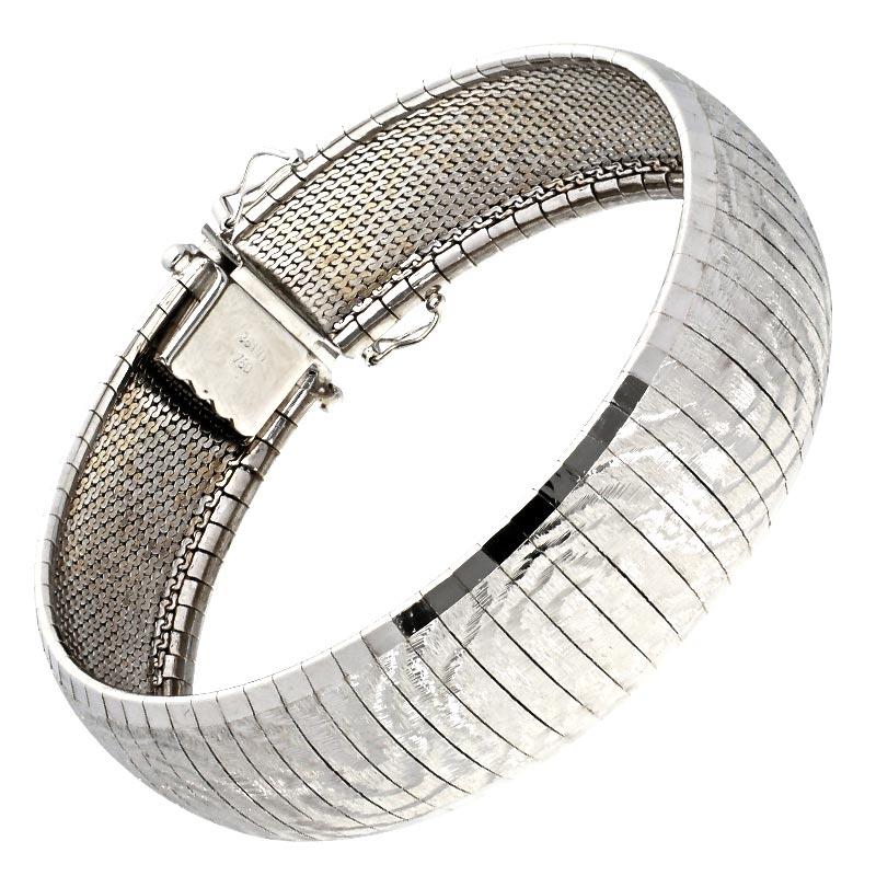 Armband Weißgold