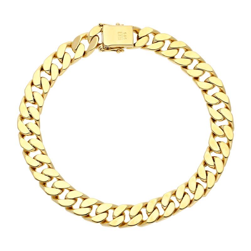 Armband Gelbgold