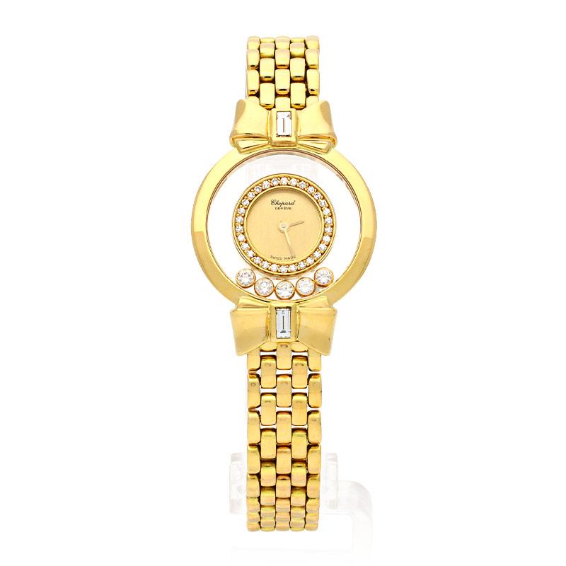 Referenz 205512-0001 Chopard Happy Diamonds