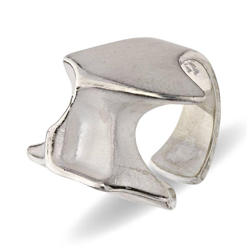 Lapponia Ring 'Pegasus' Silber
