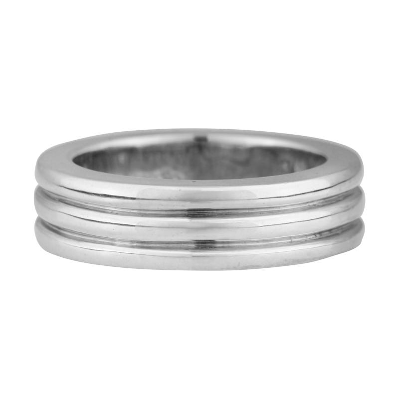 Herren-Silberring von Pierre Cardin