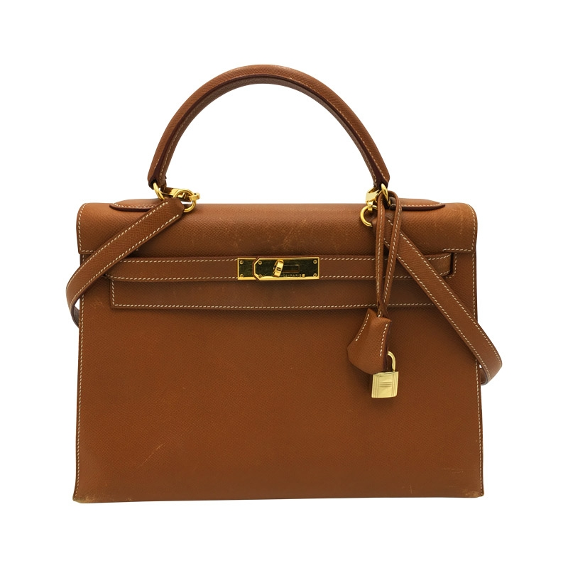 Hermés 'Kelly Bag 32' Togo