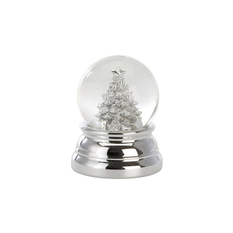 Schneekugel Christbaum