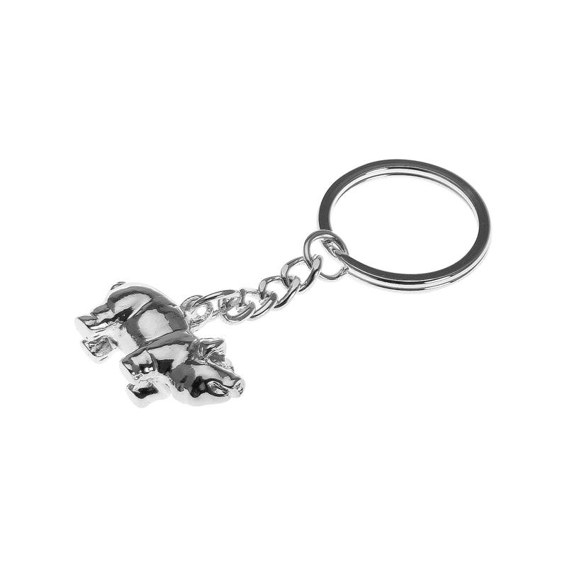 Schlüsselanhänger 'Schwein'