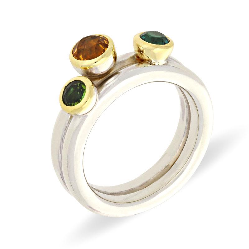 Farbstein-Ring Bicolor