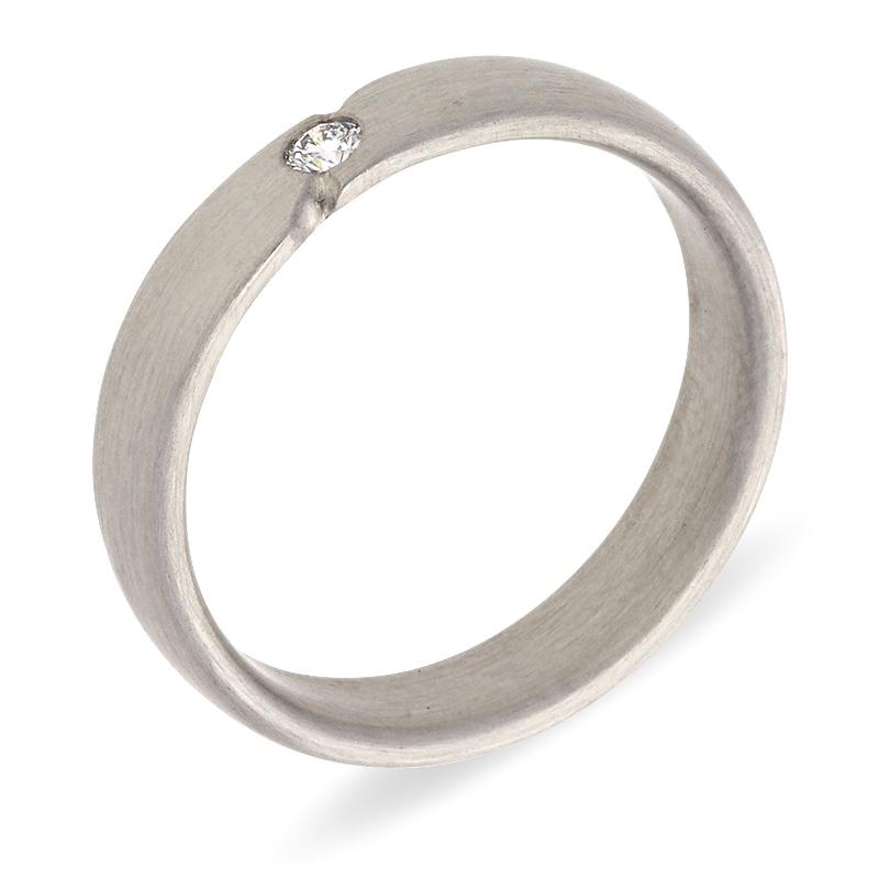 Brillant-Ring Platin