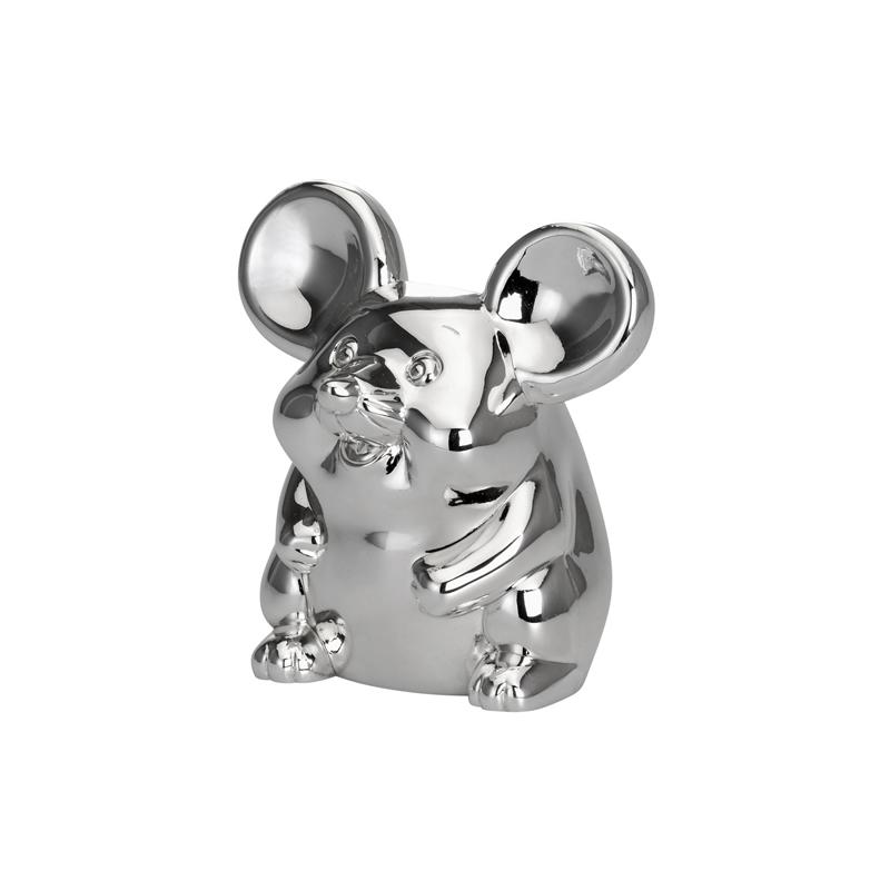 Spardose Maus mit großen Ohren