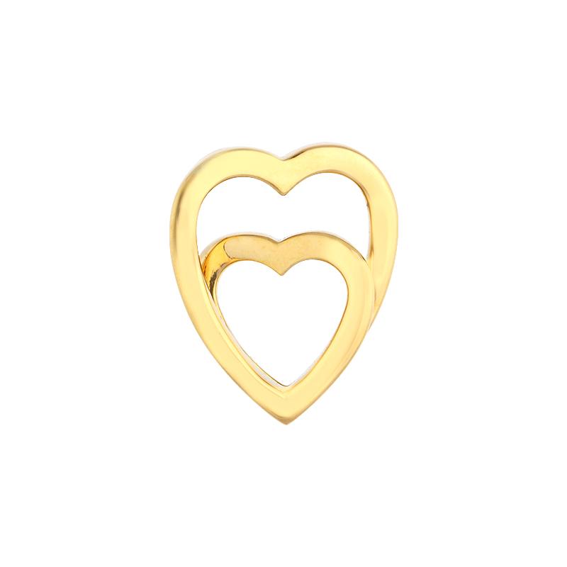 Cartier-Anhänger Gelbgold
