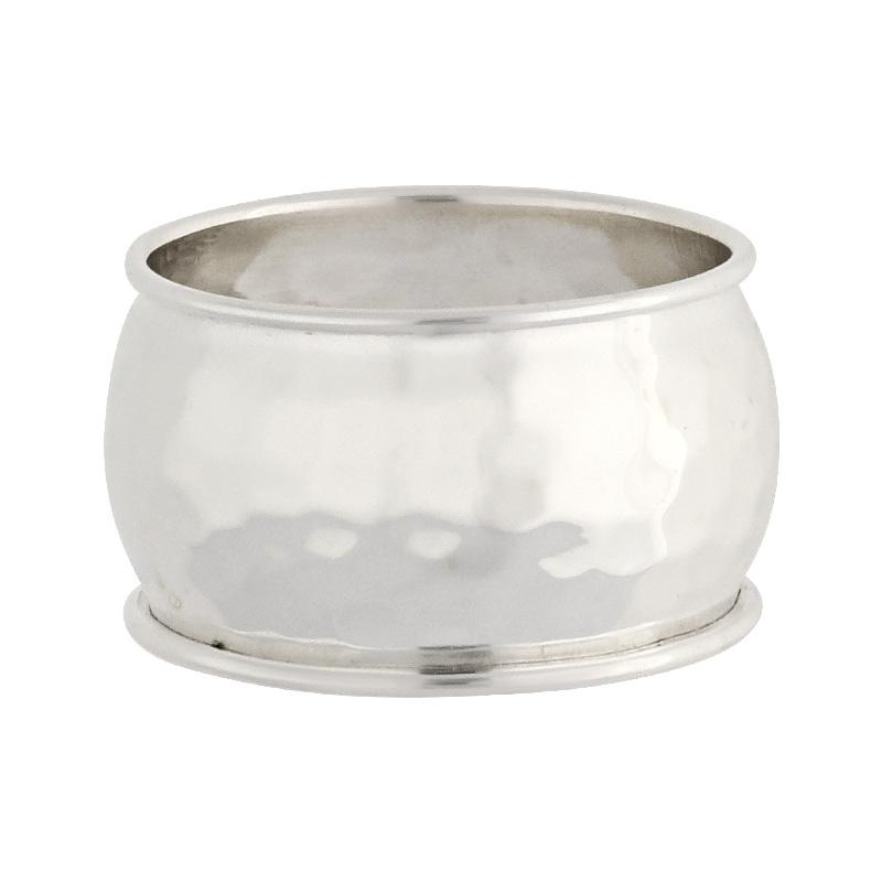 Tafelware Serviettenringe Silber