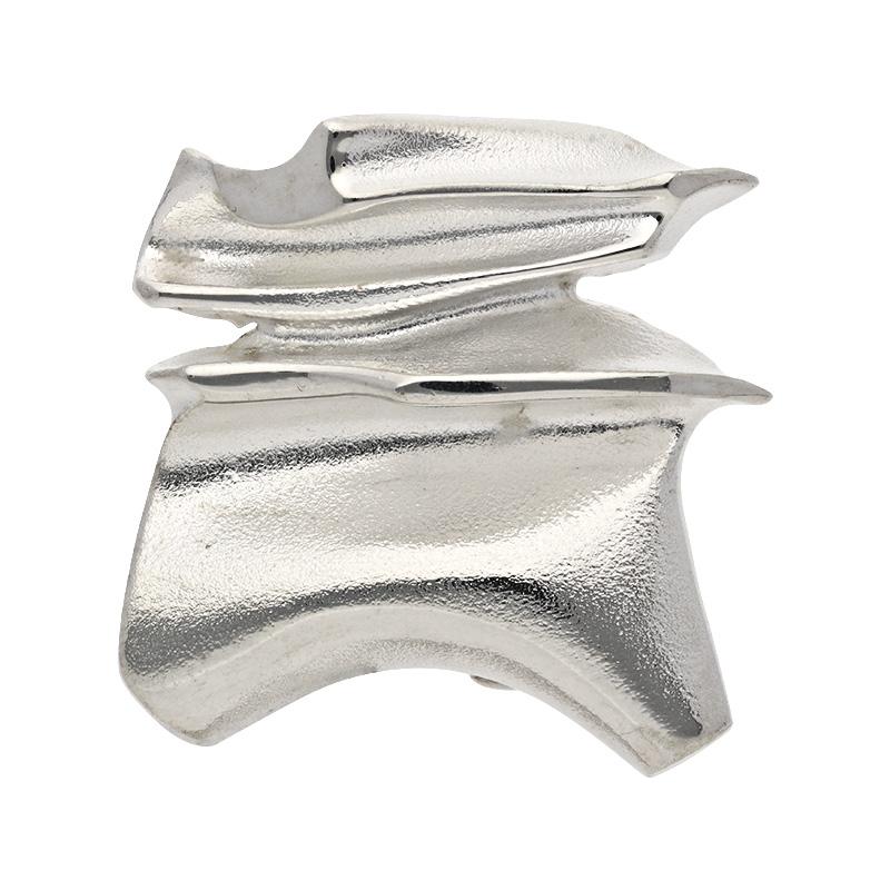 Lapponia-Brosche Silber
